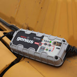 NOCO 15A ULTRA-SAFE BATTERY CHARGER