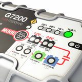 NOCO 7.2A ULTRA-SAFE BATTERY CHARGER