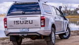 ARB Summit Rear Step Tow Bar ISUZU DMAX