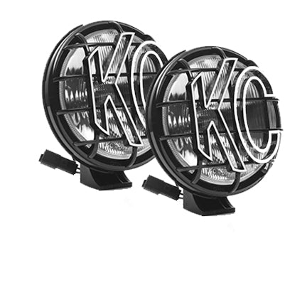 "KC-Hilites 6"" Apollo Pro Halogen Lights (Pair)"