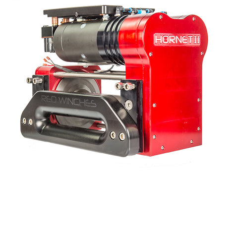RED HORNET XL TWIN MOTOR COMPETITION WINCH