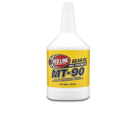 REDLINE MT-90 75W90 GL-4 MANUAL TRANSMISSION OIL