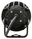 VISION-X OPTIMUS ROUND BLACK NARROW BEAM