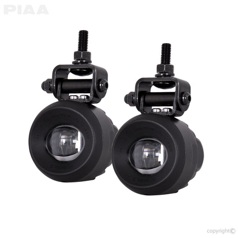 PIAA 1100p LED White All Terrain Pattern