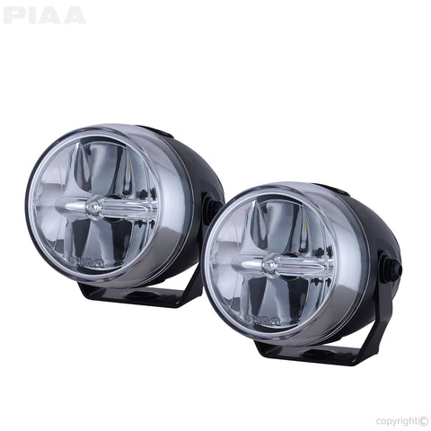 "PIAA LP270 2.75"" LED Fog Light Kit, SAE Compliant"