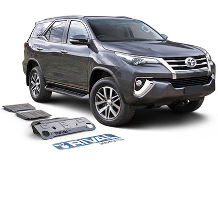 RIVAL UNDERBODY ARMOUR FOR FORTUNER 2015+
