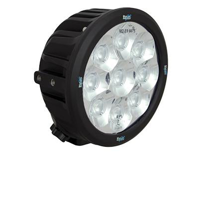 "VISION-X 6.5"" TRANSPORTER 9 LED NARROW BEAM"