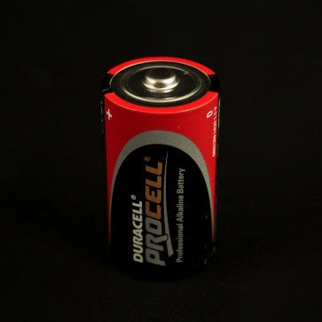 Duracell D Procell Batteries (Single)