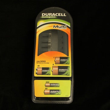 Duracell Battery Multi Charger