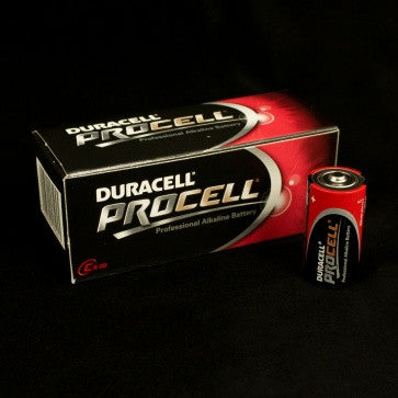 Duracell C Procell Batteries (10 Pack)
