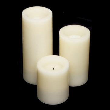 premium candle impressions unscented bundle