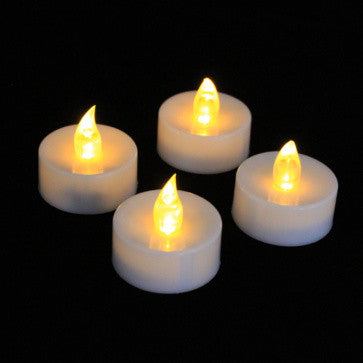 Battery Operated Tea Lights (24 pack)