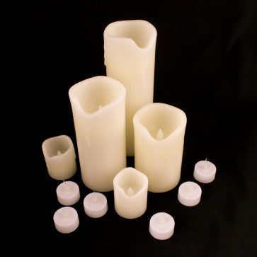 flameless candle bundle 1