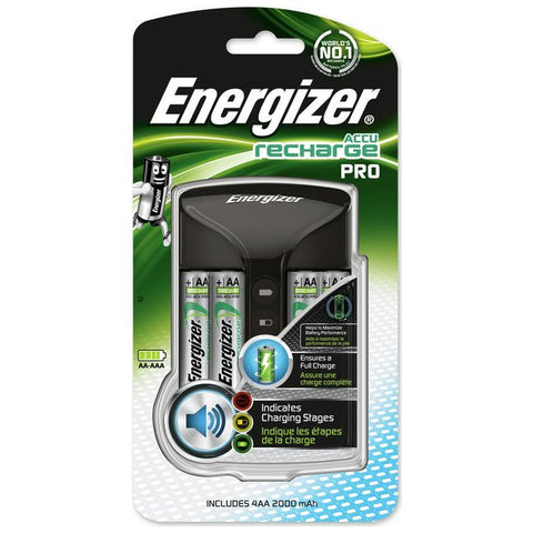 Energizer® Pro Battery Charger (AA-AAA)