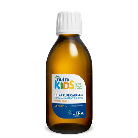 NUTRA KIDS ULTRA PURE OMEGA 3 CONCENTRATED EPA/DHA