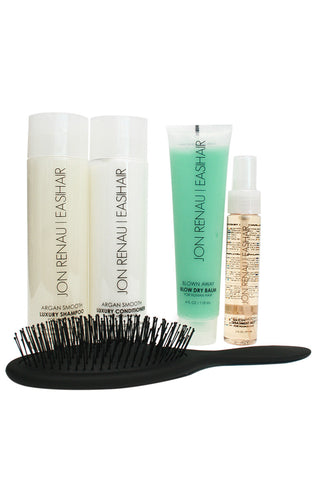 Jon Renau Human Hair Care Kit