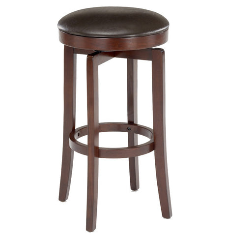 Malone Backless Swivel Barstool