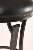 Kennedy Swivel Bar Stool