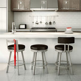 Bryce Swivel stool