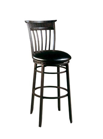 Cottage Swivel Barstool
