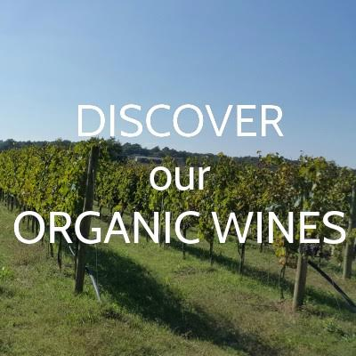 our organic wine