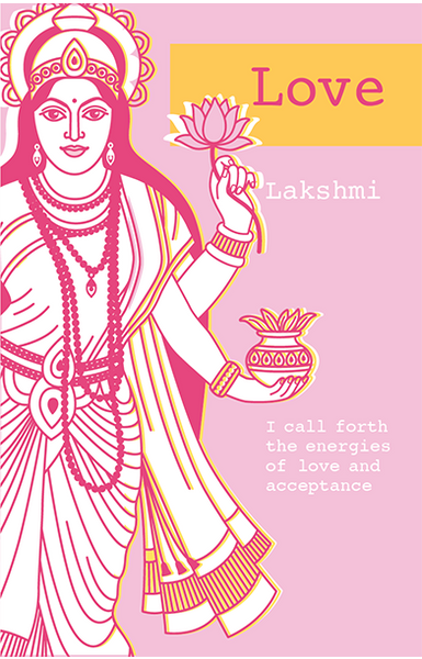 Lakshmi Love<br>Intention Cards