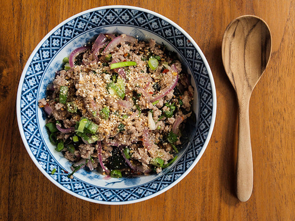 Part 2: Recipe for Larb Moo (Thailand)
