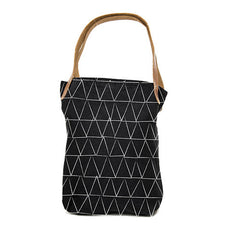 MOROCCAN INSPIRED ORGANIC TOTE AND POUCH