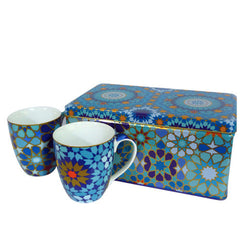 MOUCHARABIEH - BOWL, MUG, CUP GIFT SET