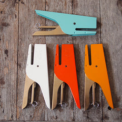 Vintage-Inspired Ellepi Staplers from Italy