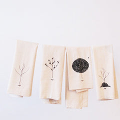 FOUR SEASONS 4-in-1 TEA TOWEL