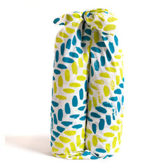 REUSABLE ORGANIC COTTON FABRIC WRAPS