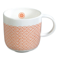 PORCELAIN MUGS FROM FRANCE