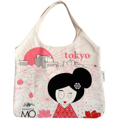 CITY TOTE BY MADAME MO FROM FRANCE
