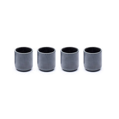 EKKE SOAPSTONE SHOT GLASSES (SET OF 4)