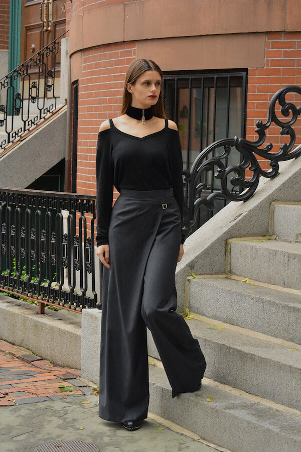 March VIII Wide Leg Trousers Style #2