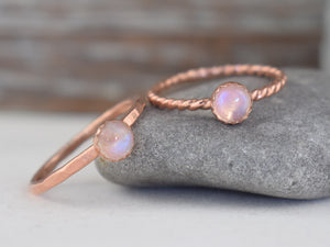 Copper Rings from aymcollections