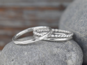 Sterling Silver Rings - aymcollections