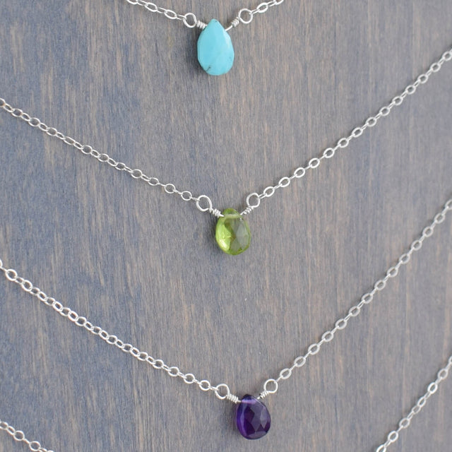 birthstone gift guide - aymcollections