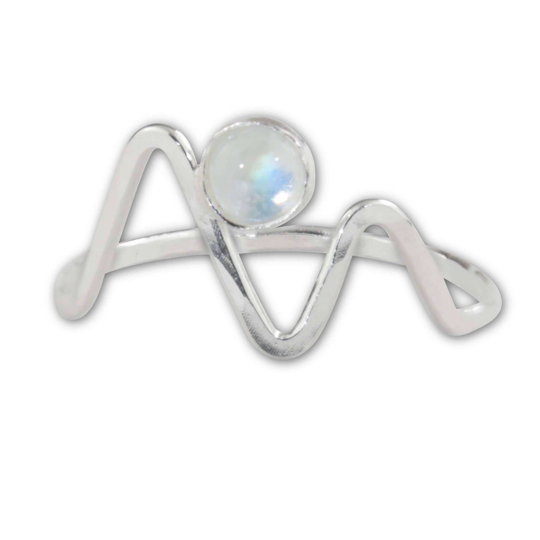 Mountains in the Moonlight Ring - aymcollections