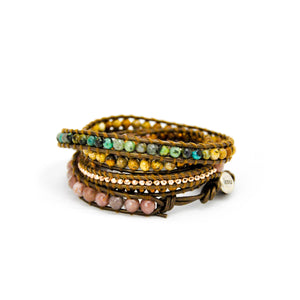 Earth Wrap Bracelet - LoveEmme, Product_Type, Product_Vendor