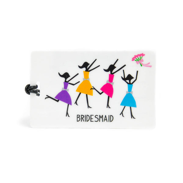 Bridesmaid Luggage Tag - LoveEmme, Product_Type, Product_Vendor