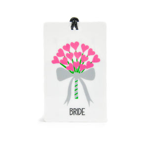 Bride Luggage Tag - LoveEmme, Product_Type, Product_Vendor
