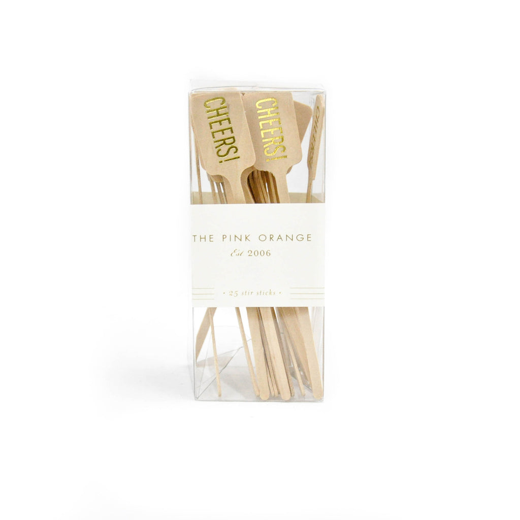 Cheers Stir Sticks - LoveEmme, Product_Type, Product_Vendor