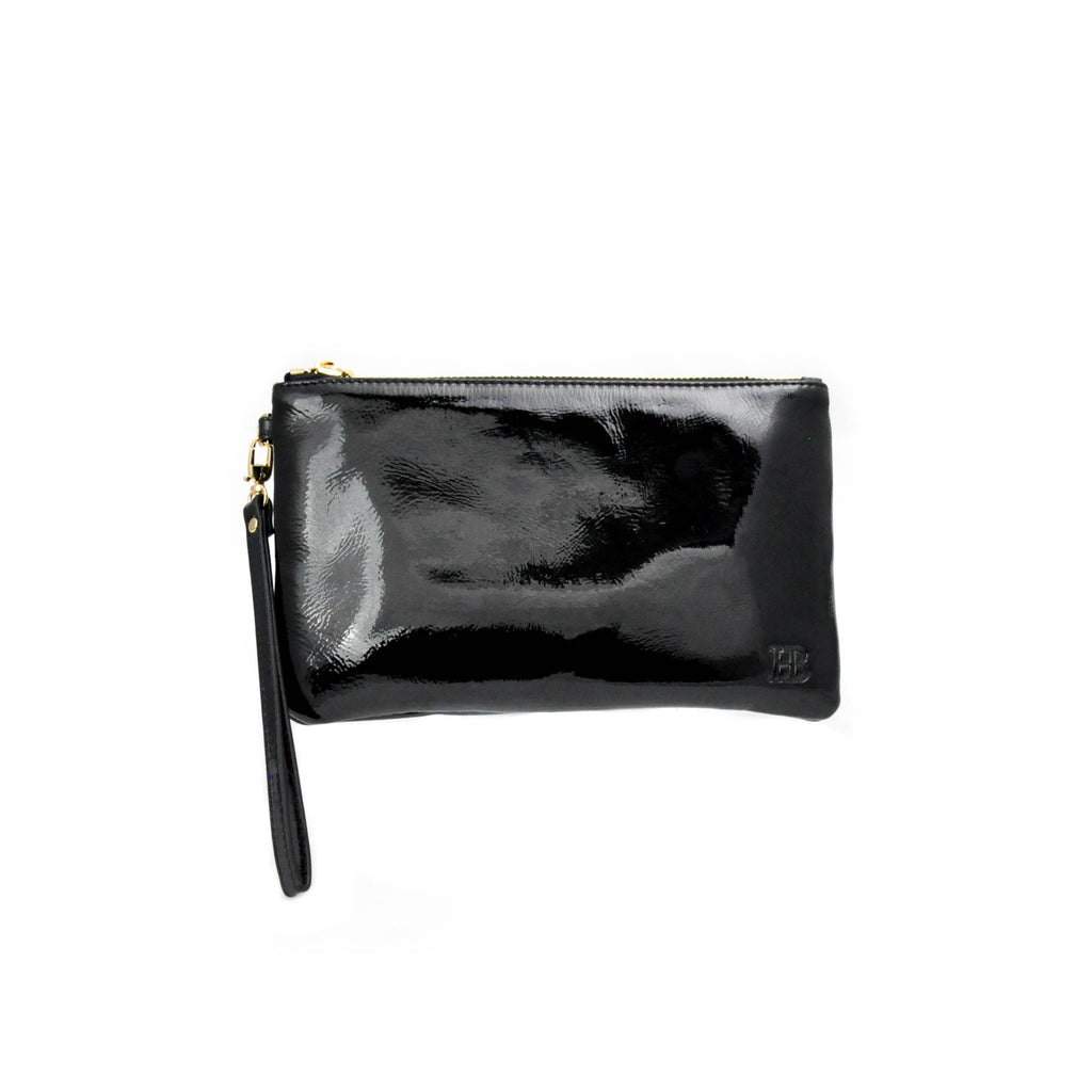 Charging Wristlet- Glossy Black - LoveEmme, Product_Type, Product_Vendor