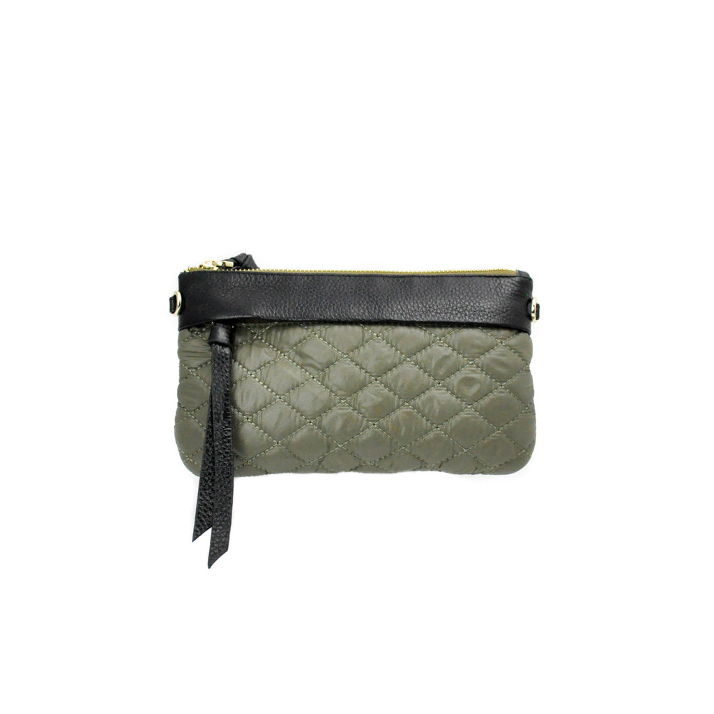 Charging Sports luxe Bag- Olive - LoveEmme, Product_Type, Product_Vendor