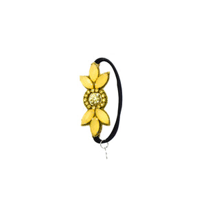 Ideas 108 Yellow Gold Ponytail Holder - LoveEmme, Product_Type, Product_Vendor
