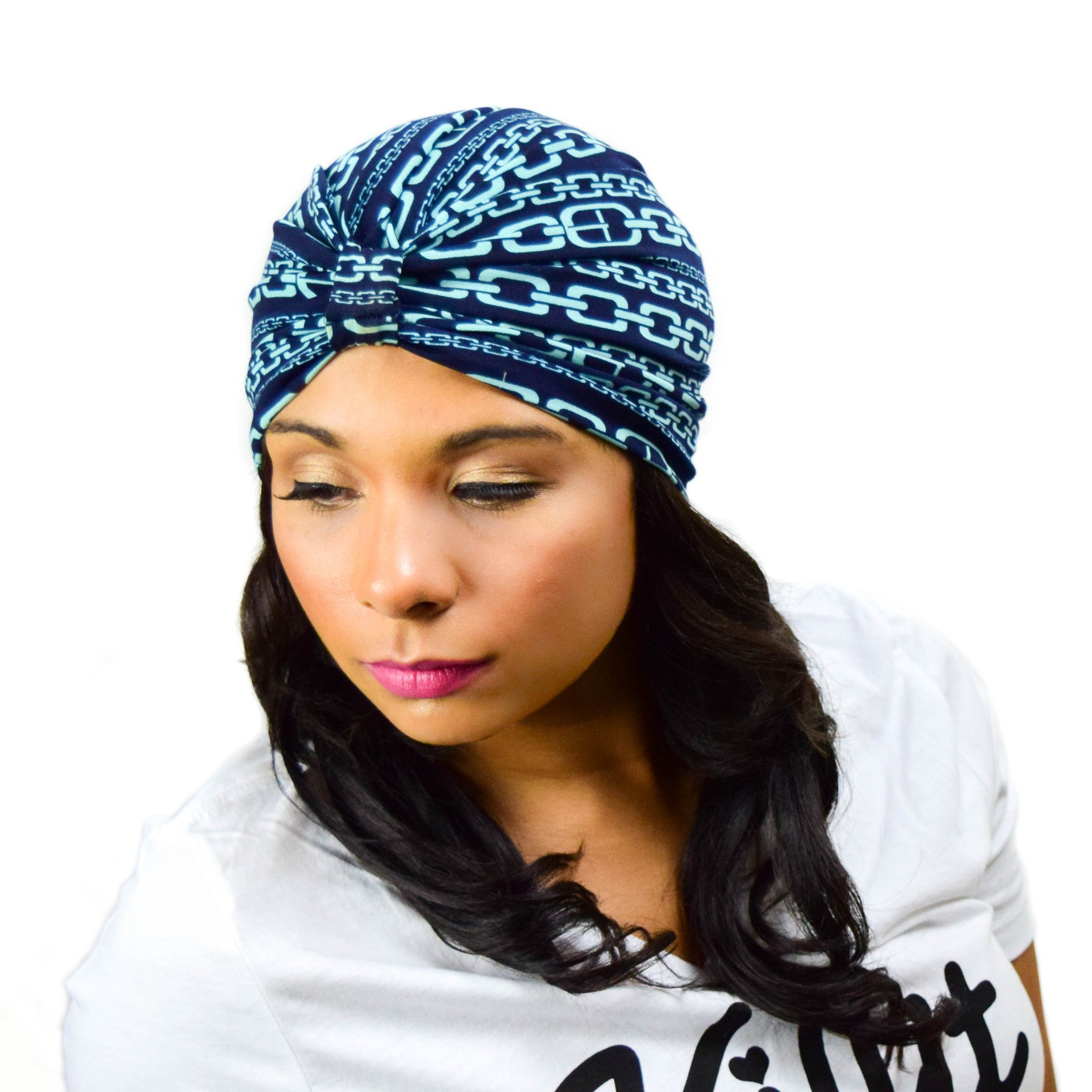 Chainlink Head Wrap - LoveEmme, Product_Type, Product_Vendor