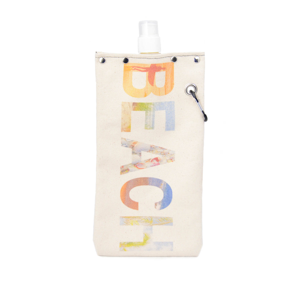 Canvas Wine & Beverage Canteen - BEACH - LoveEmme, Product_Type, Product_Vendor