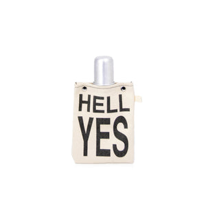 Hell Yes Flask - LoveEmme, Product_Type, Product_Vendor